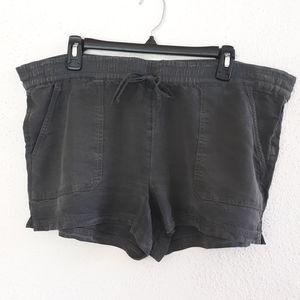 😁aerie Lyocell Shorts